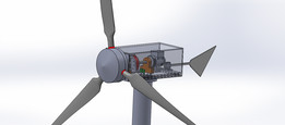Wind Turbine 6kW