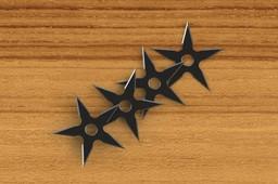 5 point ninja star
