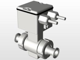 ABB Model SE21 Flowmeter