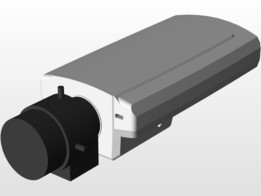 Video camera AXIS P1365