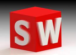 SolidWorks Icon Logo