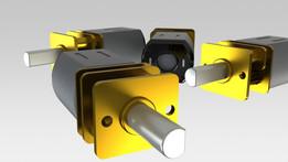 Motoreductor para robotica hp 100-1