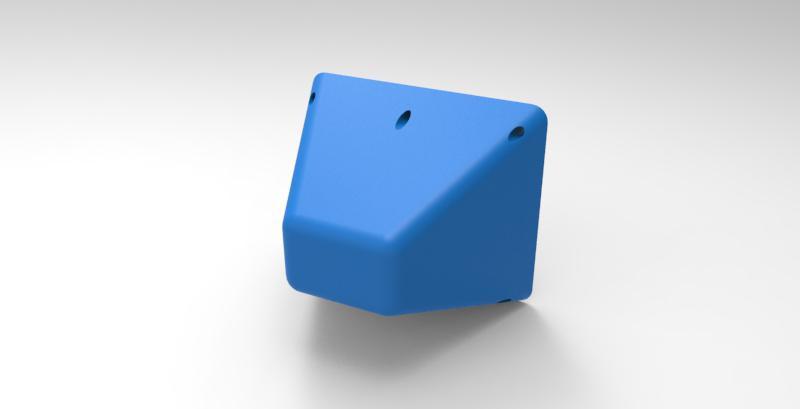 FSAE impact attenuator - SOLIDWORKS - 3D CAD model - GrabCAD