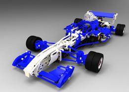 Lego Williams 8461