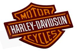 Harley Davidson Sheild