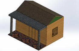 My little hut