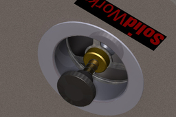 Yacht vent lean design