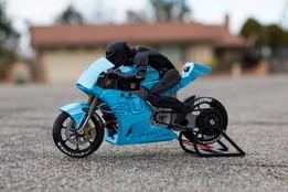 2016 Suzuki GSX-RR MotoGP 3d printed RC Motorcycle