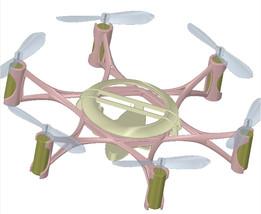 Micro Hexacopter