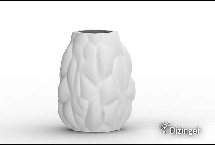 Dragon Egg Vase - by @dizingof