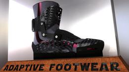 Presenting ~ Adaptive Footwear™