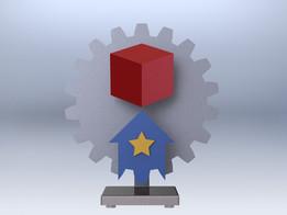 active uploader's badge