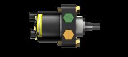 Parker TE-0036 LR 25 0 AAAF hydraulic wheel motor