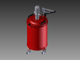 GULERSAN GREASE PUMP