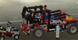 LEGO Truck (9395)