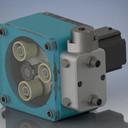 Peristaltic dual pump