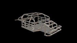 Minicup Racecar Chassis