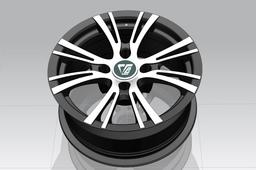 "Alloy wheel 15"" - MSW replica"