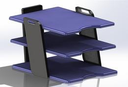 Bandeja Portapapeles, Clipboard, Paper holder