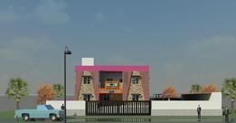 Residential Building Plan G+1 MODEL 2