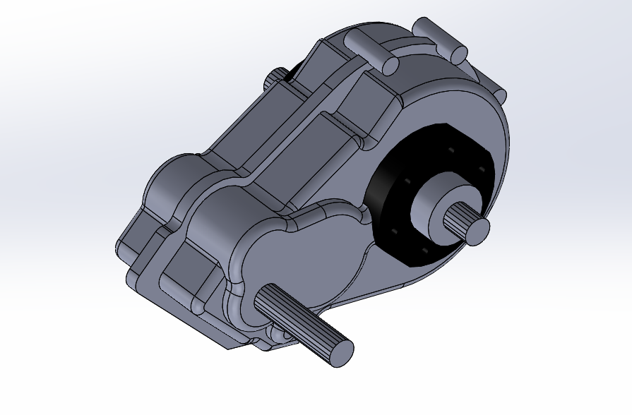 Dana Spicer FNR H12   3D CAD Model Library   GrabCAD