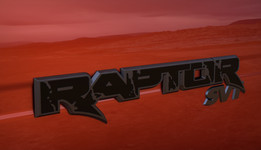 Request: Ford F150 Raptor nameplate