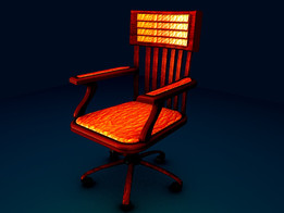CLASSIC OFFICE CHAIR B.YOULTEN