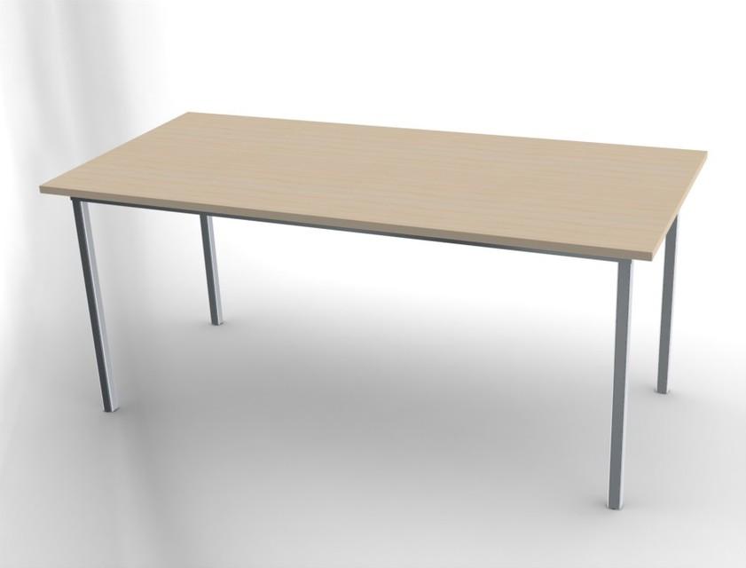 Simple Table SOLIDWORKS STL STEP IGES 3D CAD model GrabCAD