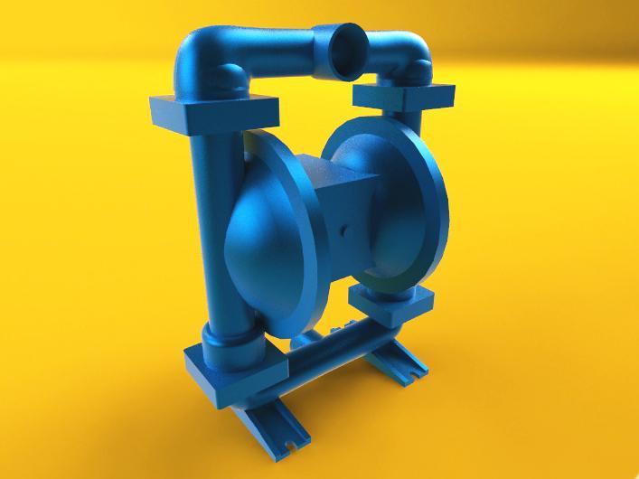 Sandpiper s15 diaphragm pump 112 draft 3d cad model library sandpiper s15 diaphragm pump 112 draft 3d cad model library grabcad ccuart Images