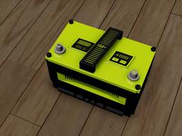 Lite Plus Battery Casing
