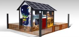 Casa prefabricada 3x6