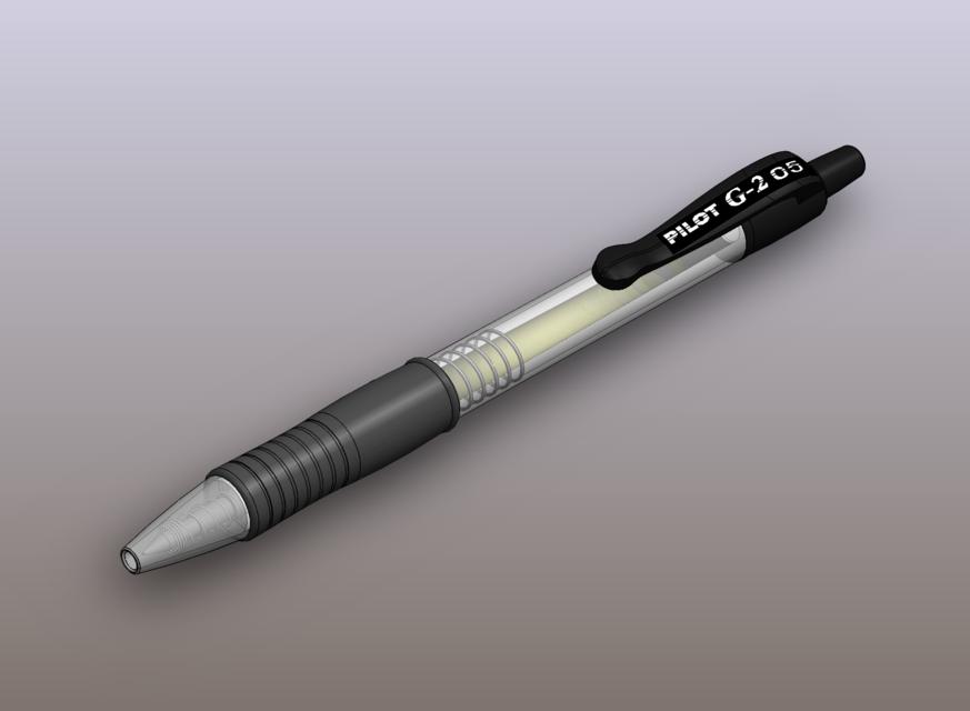Pilot BeGreen SuperGel Rollerball Pen 0.4mm Line Blue LS8FBG03 Pilot