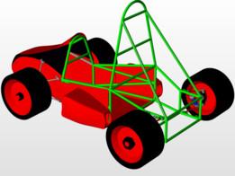 Supra SAEINDIA CAD Design