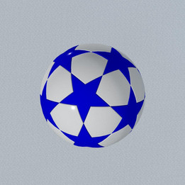 UEFA Adidas Finale Football