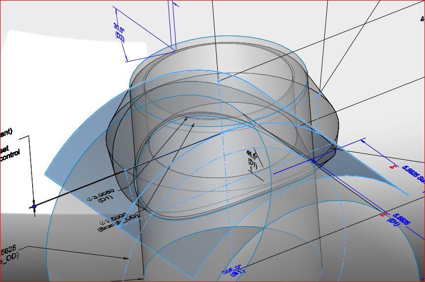 Weldolet | 3D CAD Model Library | GrabCAD