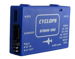 Cyclops autopilot for UAV