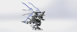 Shadow Fury, Berserk Fury Custom