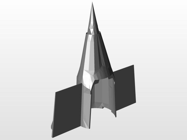 Rc EDF Jet   3D CAD Model Library   GrabCAD