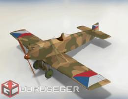 Avia BH-3 Czech fighter