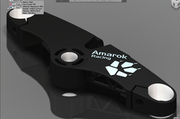Amarok Triple Clamp v2
