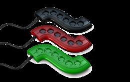 Commel Socket rack curved