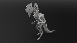 Dilophosaurus (Puzzle)