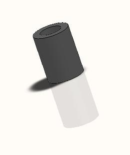 Parametric plastic Skiffy spacer