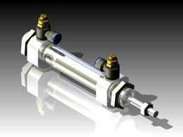 cylinder pneumatic