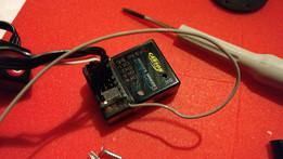 Box for Carson Reflex Wheel Pro 3 - Receiver