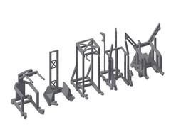 FRC 2015 - 3D Printed Robot Models