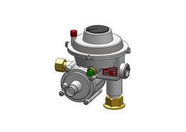 Pietro Fiorentini FE 6 pressure regulator