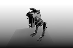 Lego Star Wars AT-ST #7657