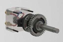 Diesel Injectioin Pump Kiki-Bosch Mechanism Rotary