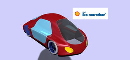 Shell Eco Marathon Urban Design